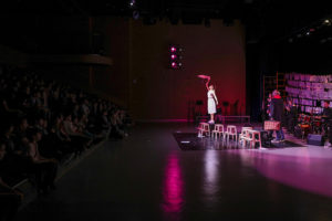 Как в проекте «Через театр» запустили фестиваль для детей из глубинки и поставили на сцене Хармса под музыку СБПЧ