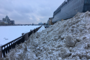 Петербургские депутаты предложили ввести режим ЧС из-за плохой уборки снега. А уполномоченный по правам человека заявил, что сейчас опасно выходить из дома