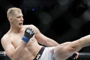 В Петербурге в апреле пройдет турнир UFC