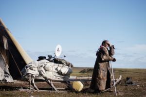 Как живут в городах и поселках Арктики: санитарная авиация, дорогие продукты и переносные жилища