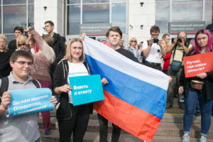 В Петербурге утвердили четыре новых пространства для акций и митингов. Гайд-парк появится у Финляндского вокзала