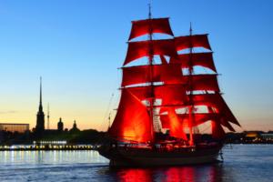«Алые паруса» пройдут в ночь на 22 июня. Депутаты просят перенести праздник из-за годовщины начала Великой Отечественной войны
