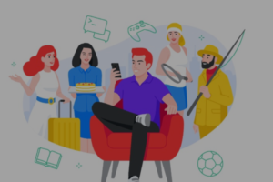 «Яндекс» начал тестировать социальный сервис «Аура». Он находит друзей по интересам
