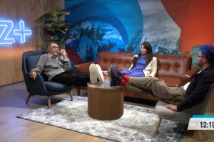 «Зенит» запустил онлайн-канал Z+ и показал на нем шоу с Лебедевым и Шнуровым — его раскритиковали за мат. Что известно о программе