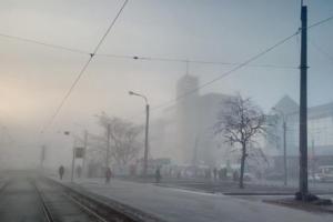 «Кто тут туманный Альбион?». Мартовский туман в Петербурге — в фото и видео