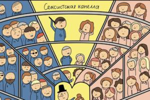 Петербургский художник рисует комиксы, посвященные городу, интернету и ситуациям из жизни. В его блоге — более 100 рисунков