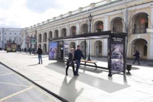 В Петербурге собирались открыть 1,5 тысячи «умных» остановок. В итоге установили только одну, и теперь ее демонтируют