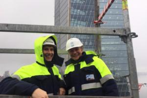 Как проектировали и строили петербургский небоскреб? Рассказывают сотрудницы «Лахта Центра»
