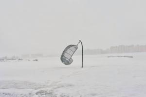 «37 февраля»: как в начале весны в Петербурге началась сильная метель — в 10 фотографиях занесенных снегом улиц и дворов