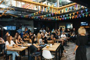 В Петербурге пройдет первый Science Bar Hopping — бесплатный научный фестиваль «Бумаги» в 16 барах! Зачем на него идти?