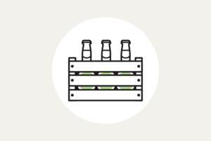 Петербургские бары больше двух месяцев сортируют стекло и отказываются от пластика. Экологическая программа Zero Waste — в цифрах
