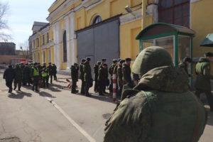 В академии имени Можайского в Петербурге произошел взрыв, есть пострадавшие. Что об этом известно