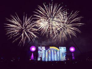 «Потрясающее зрелище»: как в Петербурге проходит фестиваль «Чудо света»