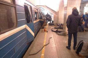 СК прекратил дело о халатности в отношении сотрудника петербургского метрополитена, не остановившего смертника на входе на станцию, пишет «Фонтанка»