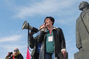 На активистку из Архангельска составили протокол за распространение фейковых новостей. Это первый случай применения закона в России