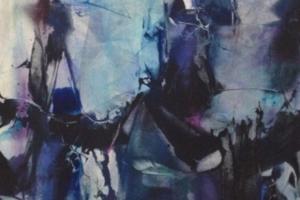 В KGallery покажут выставку с абстрактными работами Евгения Михнова-Войтенко 1970-х и 1980-х годов