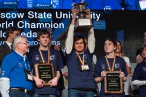 Студенты МГУ победили в Международной олимпиаде по программированию. ИТМО занял 17-е место