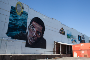 Музей стрит-арта будет показывать, как закрашивают старые и создают новые работы. Там организуют специальные экскурсии