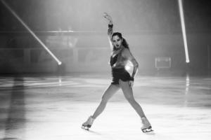 Петербургская фигуристка Елизавета Туктамышева выиграла произвольную программу на командном чемпионате мира
