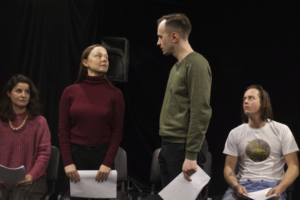 В Петербурге закрывается инклюзивный театральный проект «Квартира»
