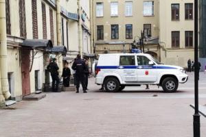 В чайный магазин Hangetsu Tea на Невском проспекте пришла полиция, сообщает очевидец