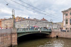 Смольный объявил конкурс на реконструкцию Зеленого моста. Цена контракта — почти 500 млн рублей