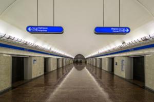 Вестибюль станции «Парк Победы» планируют отремонтировать за 150 млн рублей