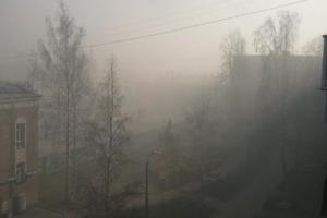 Кронштадт заволокло едким дымом. Источником оказалась шашка с плановой тренировки, сообщили военные