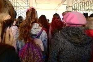 В Красносельском и Выборгском районах снова эвакуируют школы