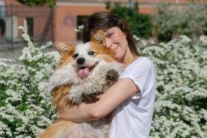 Каково жить и работать в Петербурге, если у тебя есть собака? Сотрудники «Бумаги» рассказывают о своих псах