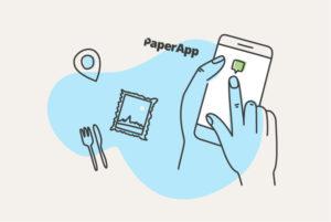 «Бумага» запустила приложение PaperApp — для заметок о ваших любимых барах, музеях и парках