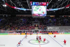 Сборная России по хоккею выиграла бронзу на чемпионате мира