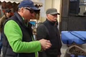После конфликта промоутеров Hangetsu Tea и художников на Невском возбудили уголовное дело. 13 человек задержали, одного госпитализировали