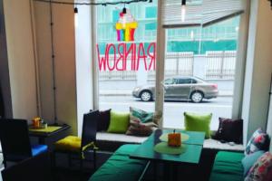 В Петербурге открылась ЛГБТ-френдли кофейня Rainbow Coffeeshop