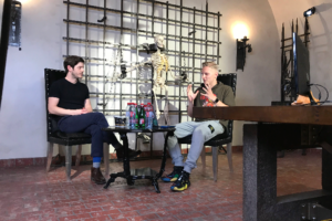 «Рамси Болтон не похож на меня — он отвратительный»: актер Иван Реон рассказывает о Петербурге, самом сложном моменте на съемках «Игры престолов» и о защите природы