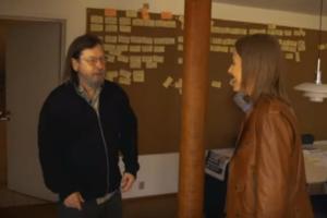 Ксения Собчак выпустила интервью с режиссером Ларсом фон Триером на своем ютьюб-канале