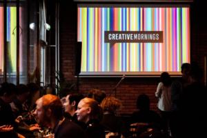 В открытый доступ выложили расшифровки 20 лекций спикеров CreativeMornings. В них рассказывают об этике искусства, бизнесе с друзьями и Финляндии