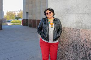 Мексиканка Арели Роблес — о любопытстве русских бабушек, воспитании детей в Петербурге и мистике Литейного проспекта