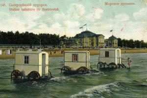Как в начале XX века петербуржцы отдыхали у залива и загорали у Петропавловки. 13 архивных фотографий