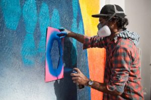 Музей стрит-арта создаст уличную галерею на территории жилого комплекса в Буграх