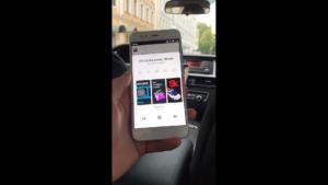 В «Яндекс.Такси» встроят управление музыкой в машине через «Яндекс.Музыку»