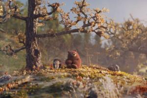 Российский мультфильм «Ежик» получил приз Disney