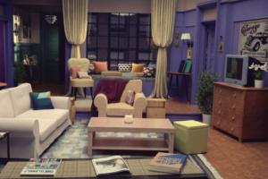 IKEA воссоздала гостиные из «Симпсонов», «Друзей» и «Очень странных дел» при помощи мебели своего бренда