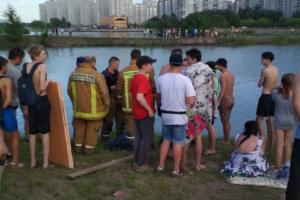 В карьере во Фрунзенском районе утонул подросток