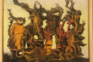 В Эрмитаже открылась выставка с работами сюрреалиста Макса Эрнста. Там покажут картины из частных коллекций