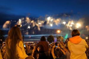 «Алые паруса» посетили более 1,4 млн человек