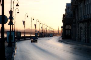 В пятницу в Петербурге похолодает до +15