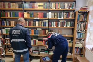 В Петербурге выселяют букинистический магазин «Около Ахматовой»