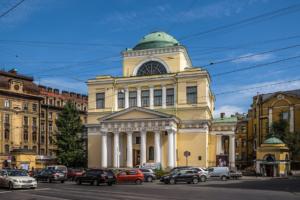 В Петербурге отреставрируют Музей Арктики и Антарктики