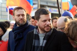 Главу штаба Навального задержали после 20 суток в спецприемнике. На него составили протокол за митинг в Петербурге